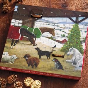 Dark Horse Chocolates Advent Calendar
