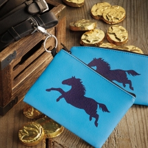 Dark Horse Chocolates Horse Treat Pouch